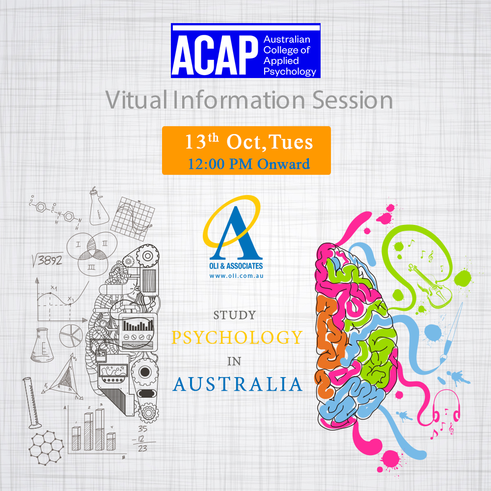 ACAP - Virtual Information Session