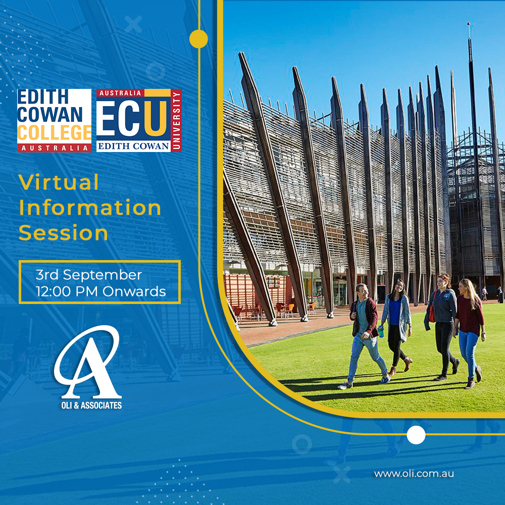 ECC Virtual Information Session