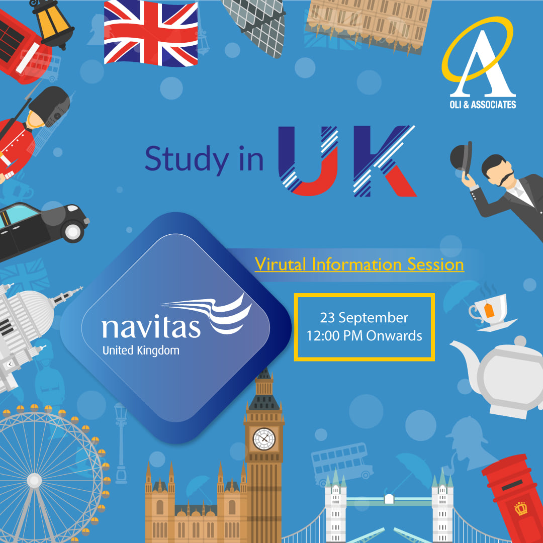 Navitas UK Virtual Information Session