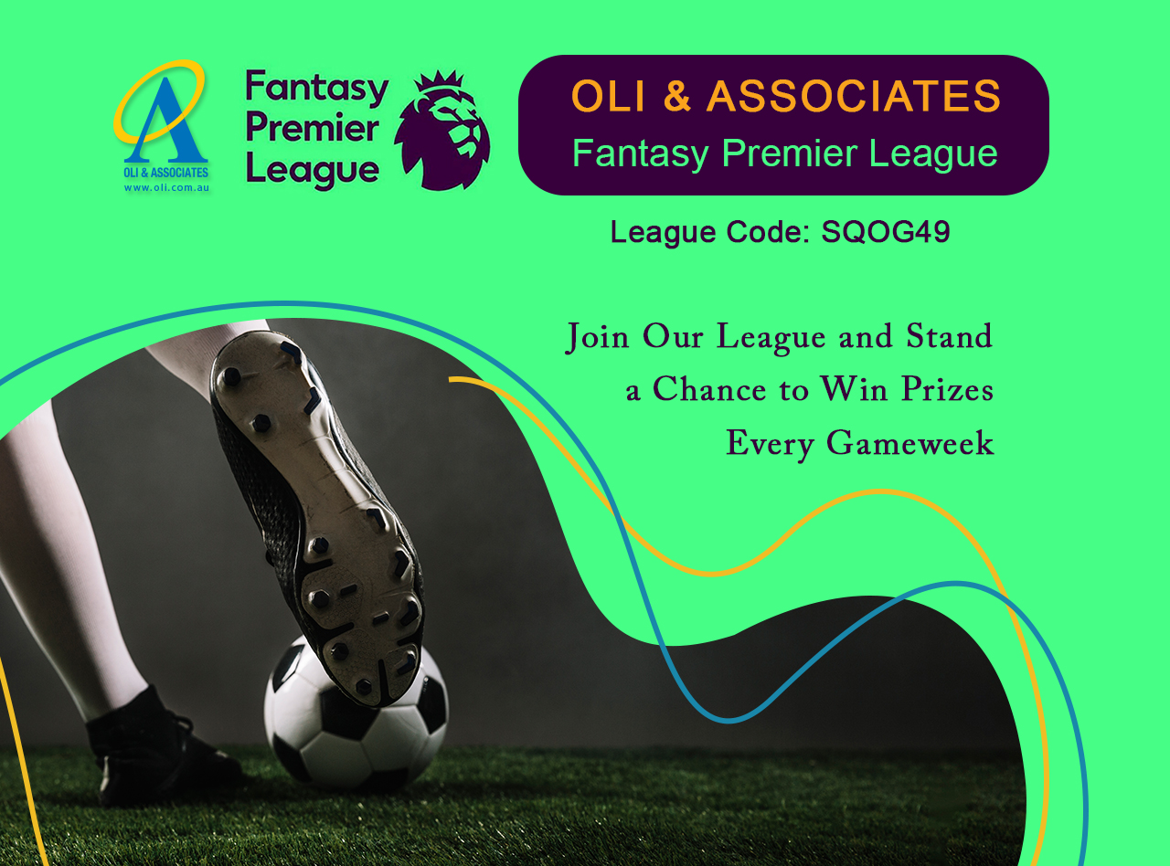 Oli & Associates Fantasy Premier League
